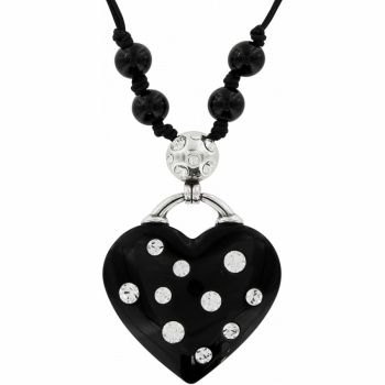 Fashionista Jazz Baby Heart Necklace