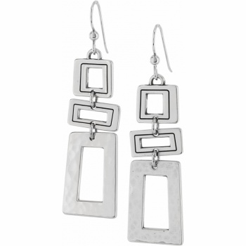 Piazza Piazza French Wire Earrings