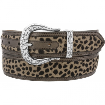 Fashionista Fashionista Wild Side Belt