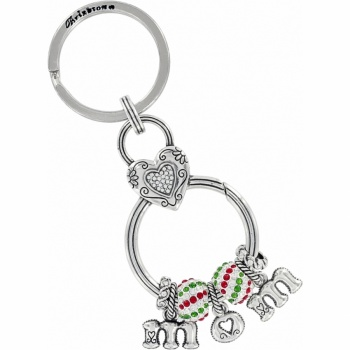 Charm Her Holiday Key Fob