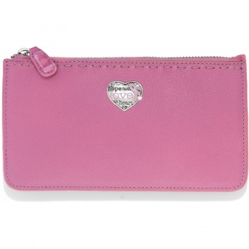 Power Of Pink Power Of Pink Zip Pouch