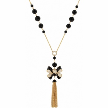 Miss Khloe Miss Khloe Tassel Necklace