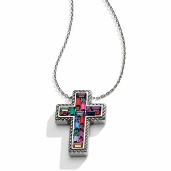 St. Michel St. Michel Cross Necklace