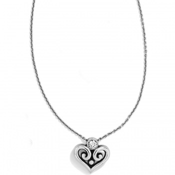Alcazar Alcazar Heart Necklace