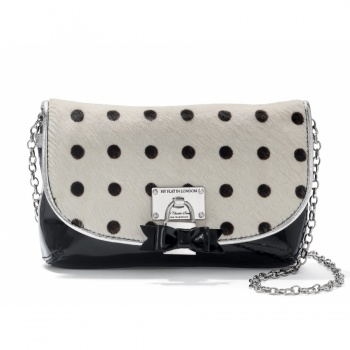 Lady Luxe Lady Luxe Flap Chain Pouch