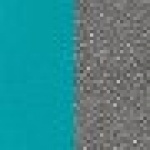 Size: OS - Teal-Speckled Brown