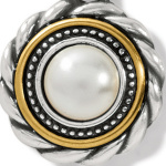 Size: OS - Silver-Pearl